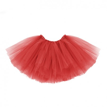 4cfc39a7 Spódnica Tutu czerwona 60 x 30cm
