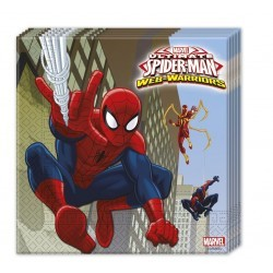 serwetki spiderman