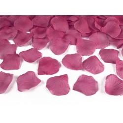 płatki róż różowe