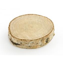 Drewniana wizytówka na stół