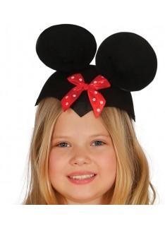 Czapka dziecięca Myszka Miki (Mickey mouse)