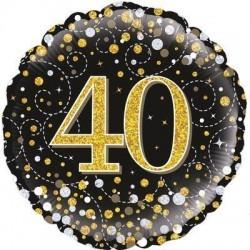 balon foliowy 40