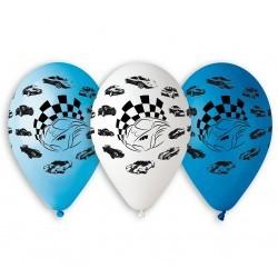 balony samochody