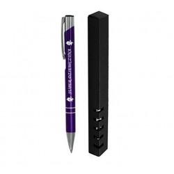 długopis super dziewczyna etui