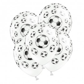 balony piłki piłka nożna  5 szt.