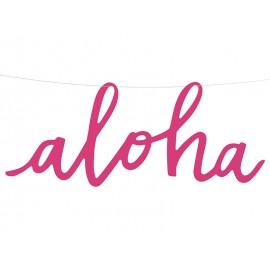 baner aloha