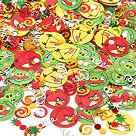 konfetti angry birds